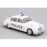 Auto De Coleccion Jaguar Mk Ii Policia Escala 1/43 Sellado