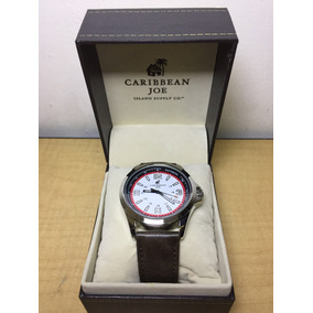 Reloj Caribbean Joe Island Supply Co. Caballero
