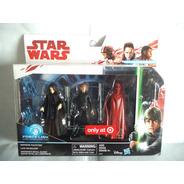 Emperador Palpatine Luke Y Royal Guard Star Wars Hasbro