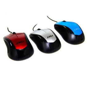 Mouse Com Fio 1600dpi 2.4g Conexão Usb Tablet Dhj Wb-209