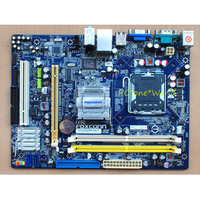 Tarjeta Madre Foxconn G31mv-k Socket 775 Ddr2