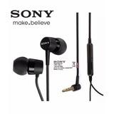 Audifonos Manos Libres Sony Xperia Originales Mh-750 Xa Xa1