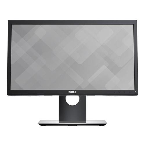 """Monitor gamer Dell Professional P2018H led 20"""" preto 100V/240V"""