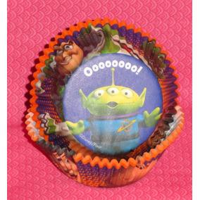 Pirotines Cupcakes Wilton Disney X50un Cars, Toy Story Y Mas
