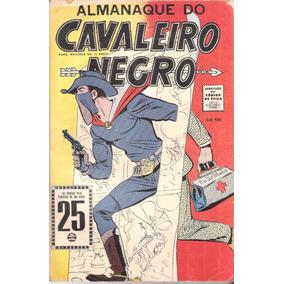 Almanaque Do Cavaleiro Negro - 1967 - Rge - Frete Grátis