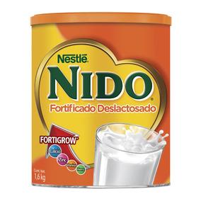 Leche Nido ® Fortificada Deslactosado A Partir De 5 Añ...