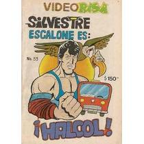 200 Revistas Videorisa, Descatalogadas, Edición Digital