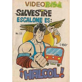 290 Revistas Videorisa, Descatalogadas, Edición Digital