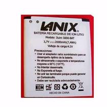 Bateria Pila Lanix Llium S600 2000 Mah Nueva Garantizada