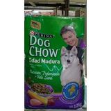 Dog Chow Senior Edad Madura X 17 Kilos + Obsequio