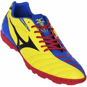 0056a11787593 Caminh O De Areola Mizuno - Chuteiras Nike para Infantis no Mercado ...