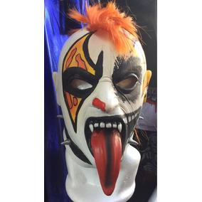Psycho Clown Semi Profesional Vengador Fantasma Con Envio