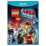 Nintendo Wii U Lego Movie Videogame - Nuevo