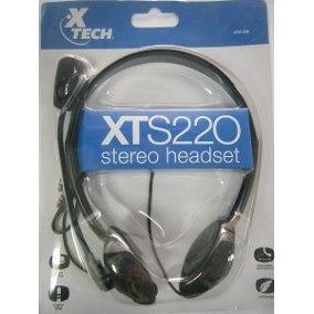 Audífono Micrófono Xtech Xt220