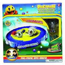 Pac Man Panic Spin - Arena Do Panico - Sunny