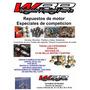 Juego De Valvulas 3b Racing Mpi Citroen 3 Cv