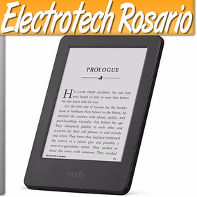 Amazon Kindle Touch 6 , 4gb 2017 Ultima Generacion! Rosario