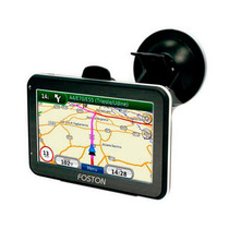 Gps Foston 3d473dc 4.3 Polegadas Camera Ré Bluethooth Tv