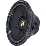 Woofer Kicker Cwd124 12 600w Max 4-ohm Doble Bobina