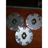 Tapa Centro Ring Renault Logan Original