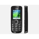 Celular Desbl Nokia 110 Preto Dual Chip Vitrine Frete Grátis