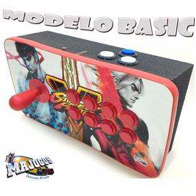 Controle Arcade Fliperama Pc/play3/play4/rasp Basic 03