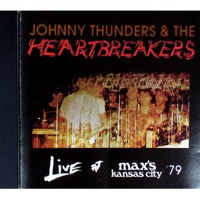 Cd Nacional - Johnny Thunders - Live At Max