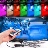 Luces Led Interior Carro Chevrolet Mazda Kia Renault Hyundai