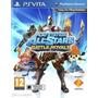 Play Station All Stars Battle Royale Ps Vita Juegos Psvita