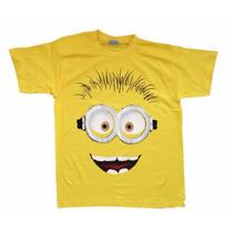 Camiseta Minions - Camisa Minion Phill