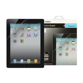 Protetor De Tela Belkin F8n798tt2 Screen Guard Ipad2 / Ipad