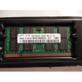 Memoria Para Mini- Laptop Samsung 2.0 Gb