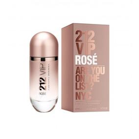 Perfume 212 Vip Carolina Herrera 100ml Para Mujer