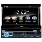 Stereo 1 Din Boss Bv9976b Dvd/cd/usb/sd/mp4/mp3/bluetooth