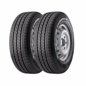 Combo X2 Pirelli 185/15 Chrono Trafic Neumen C/envio