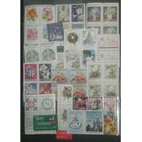 U.s.a Coleção C/50 Vinhetas De Natal