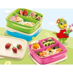 Recipiente Con Divisiones Para El Lunch Tupperware 550 Ml
