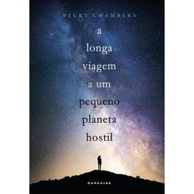 A Longa Viagem À Um Pequeno Planeta Hostil