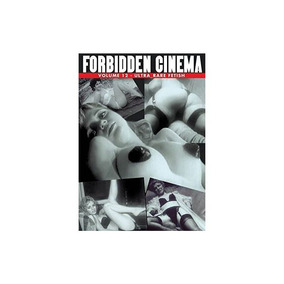 Forbidden Cinema V12/ultra Rare Fetish Forbidden Cinema V12/