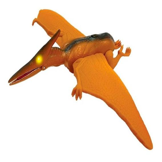 Dinosaurio Juguete Luz Sonido Movimiento Animatronico Cuotas