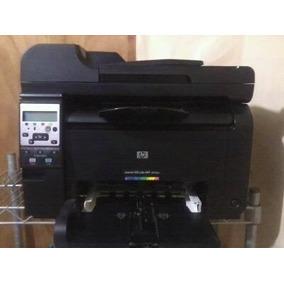 Impresora Hp Laserjet 100 Color Mfp M175nw Se Aceptan Cambio