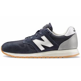 zapatillas new balance niño azul