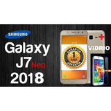 Samsung J7 Neo 2018 4g 13mp 2gb Ram 16gb Octa +vidrio+ Gtia