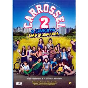 Dvd - Carrossel 2 - O Sumiço De Maria Joaquina - Lacrado