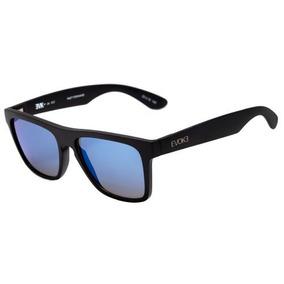 Óculos De Sol Evoke Evk 24 A02 - Black bleu Espelhado 4045acb1c6
