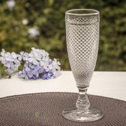 Copas De Champagne Jaca Cristal
