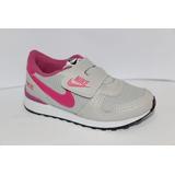 Sapato Tênis Nike Air Velco Bebe Menina Confortável Promoção
