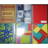 Combo Libretas Grande 6 Materias + Lapices + Colores Y Mas