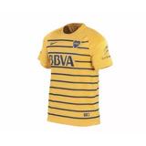 Camiseta Boca Juniors 2015 Alternativa Original Match