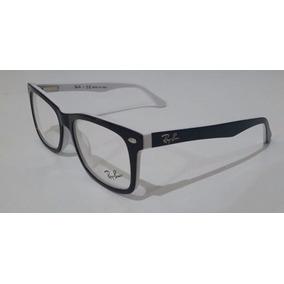 Armação Óculos Grau Rb Wayfarer Estilo Nerd Frete Gratis